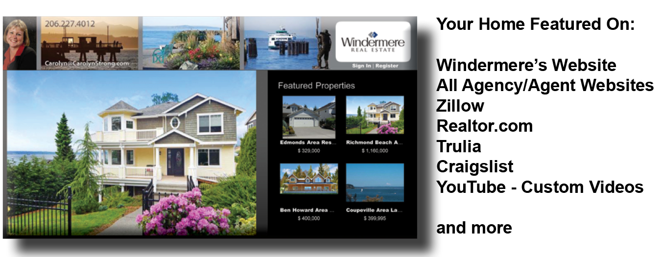 Buying or Selling a House or Condo in Edmonds, Shoreline